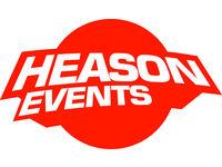 Heason Events