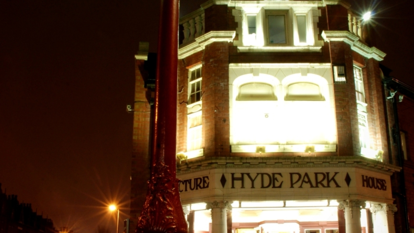 The cosiest cinema in Leeds.